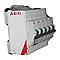 4 disjoncteurs + 1 gratuit 10A AEG