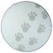 Plafonnier MASSIVE Pattes de chat blanc h.27,5 cm