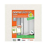 Dalle NOMA Silence - 50 x 50 cm ép.5 mm (vendu par lot de 4 dalles)