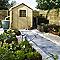 Abri de jardin bois Blooma Fatoche, 2,3 m² ép.19 mm