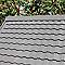 Panneau Easy-Tuile anthracite - 113,5 x 86 cm