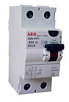Interrupteur differentiel 30mA 63A de type AC AEG