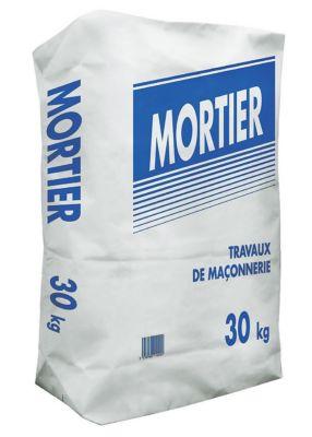 Mortier Neutre 30 Kg Castorama