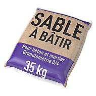 Sable à batir 35kg