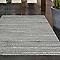 Tapis Sensation uni Gris 160 x 230 cm