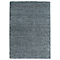 Tapis Berbère bleu uni 110 x 60 cm