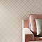 Papier peint intissé Virtual 3D blanc
