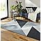 Tapis BALTA Soft géométrique 133 x 180 cm