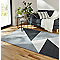 Tapis BALTA Soft triangles 133 x 180 cm