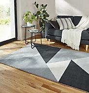 Tapis BALTA Soft triangles 133 x 180 cm