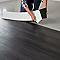 Lames PVC Starflor Smoked black 15,2 x 91,4 cm (vendue au carton)