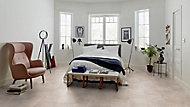 Rouleau PVC Tarkett Exclusive 370 carrelage beige 2 m (vendu au m²)