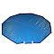 Bâche à bulles NATURALIS pour piscine 6,36 x 4,74 m