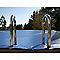Bâche d'hivernage NATURALIS pour piscine 7,74 x 4,74 m