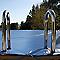 Bâche hivernage pour piscine NATURALIS 7,50 x 3,24 m