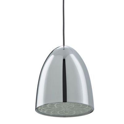 Suspension Cadre & Light Nexus chrome H.25 cm