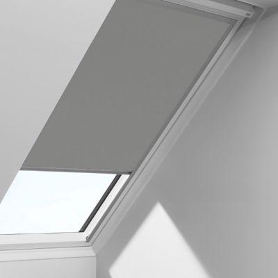 store occultant fen tre de toit velux dkl c02 gris castorama. Black Bedroom Furniture Sets. Home Design Ideas