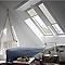 Store occultant fenêtre de toit Velux DKL C04 beige