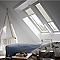 Store occultant fenêtre de toit VELUX DKL 104 beige