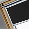 Store occultant fenêtre de toit VELUX DKL C02 noir