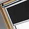 Store occultant fenêtre de toit VELUX DKL M06 noir