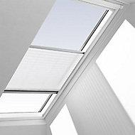 Store semi-occultant plissé fenêtre de toit Velux FHL 308/M08