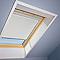 Store vénitien fenêtre de toit VELUX PAL 102 blanc