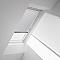 Store vénitien fenêtre de toit VELUX PAL S08 blanc
