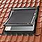 Store extérieur fenêtre de toit VELUX MHL 5060 MK00 gris