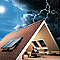 Volet roulant solaire fenêtre de toit VELUX SSL 6