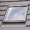 Raccord fenêtre de toit simple sur tuiles VELUX EDW SK08 gris