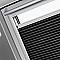 Store plissé occultant isolant fenêtre de toit VELUX FHC MK04