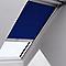 Store occultant solaire fenêtre de toit Velux DSL MK08 marine