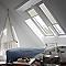 Store occultant fenêtre de toit Velux DKL CK01 beige