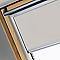 Store occultant fenêtre de toit Velux DKL CK02 beige