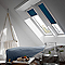 Store occultant fenêtre de toit VELUX DKL CK02 marine