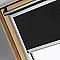 Store occultant fenêtre de toit VELUX DKL CK02 noir