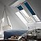 Store occultant fenêtre de toit Velux DKL CK04 marine