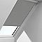 Store occultant fenêtre de toit VELUX DKL MK06 gris