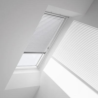 store vénitien fenêtre de toit velux pal uk08 blanc | castorama