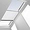 Store plissé fenêtre de toit VELUX FHL MK08