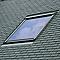 Raccord fenêtre de toit simple sur ardoises VELUX EDN MK04 gris