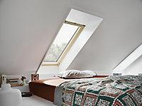 Fenêtre de toit à rotation VELUX Standard Clearfinish - bois/pin L. 114 x H. 140 cm (GGL 3054 SK08)