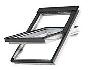 Fenêtre de toit à rotation VELUX Confort Everfinish - polyuréthane L. 114 x H. 118 cm (GGU 0076 SK06)