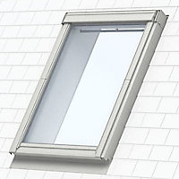 Raccord de remplacement fenêtre de toit sur ardoises Velux EL MK04 6000 gris