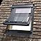 Fenêtre de toit à projection/rotation VELUX GGL Tout confort bois M06 78 x h.118 cm