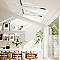 Fenêtre de toit à rotation VELUX GGL Standard blanc MK04 78 x h.98 cm