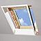 Habillage intérieur fenêtre de toit VELUX LSB CK02