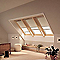 Store duo fenêtre de toit VELUX DFD C02 beige