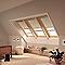 Store duo fenêtre de toit VELUX DFD M04 beige